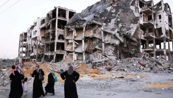 """وفد من """"الأونروا"""" يُنفّذ جولة تفقديّة في مُخيّم اليرموك جنوبي دمشق"""