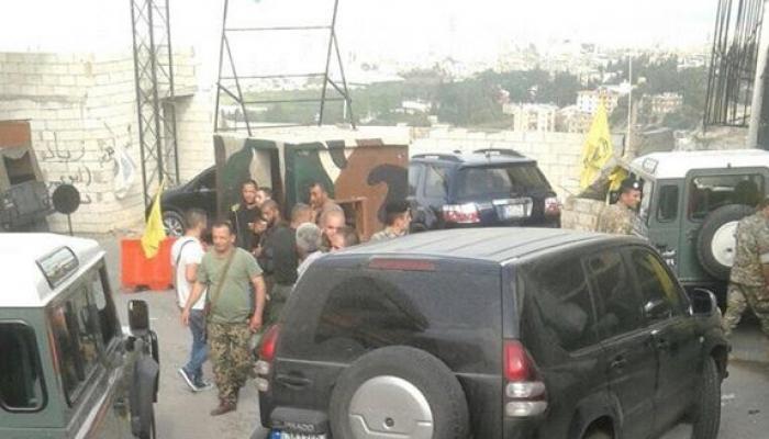 الجيش اللبناني يتمركز عند مدخل مُخيّم المية وميّة بتنسيق أمني فلسطيني
