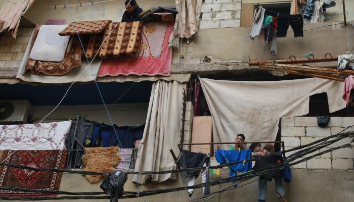 مخيم شاتيلا/ تصوير أحمد أبو سالم
