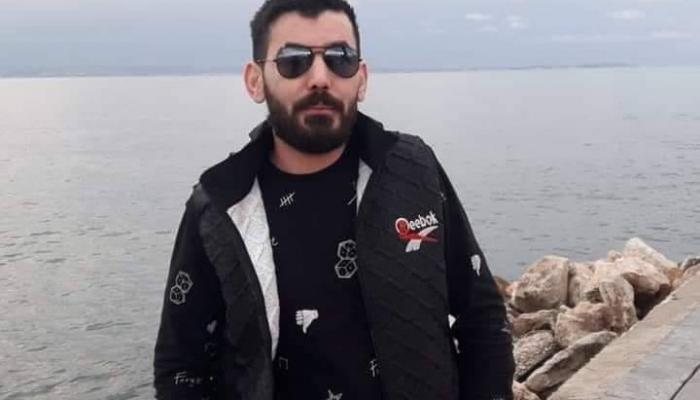 """اللاجئ الراحل محمود أخريبي """" تواصل اجتماعي"""""""