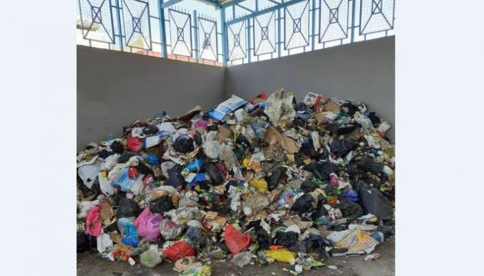 تكدس النفايات في مخيم برج الشمالي أزمة مستجدة تؤرق الأهالي