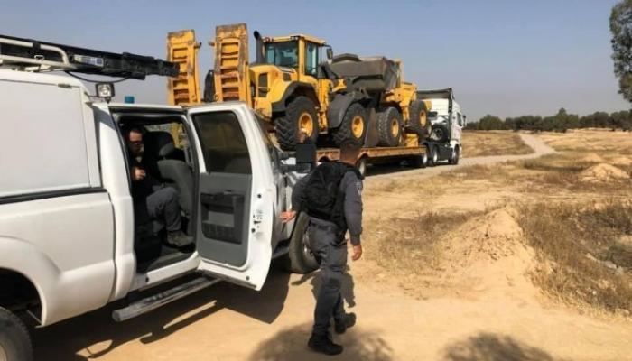 """الاحتلال يهدم قرية العراقيب في النقب للمرة 145 """" انترنت"""""""