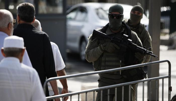 قوات الاحتلال تفرض إجراءات مُشددّة في القدس المحتلة