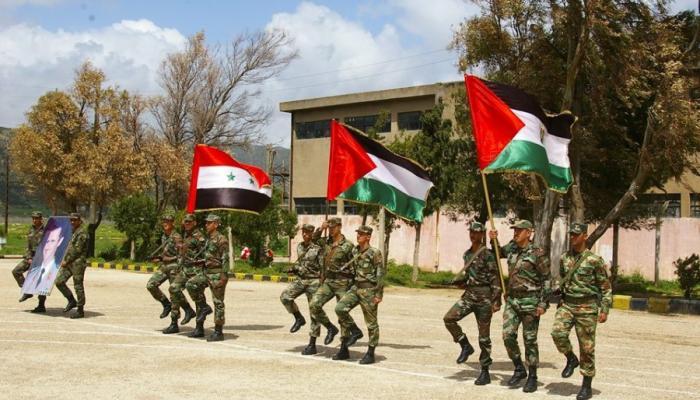 """عساكر في جيش التحرير """" انترنت"""""""