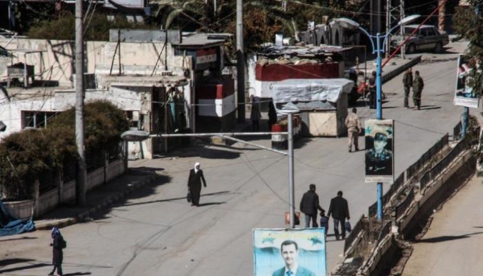 """جنوب دمشق """" أرشيف"""""""