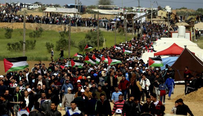 """الفلسطينيّون يستعدون للمُشاركة في جمعة """"فليسقط مؤتمر البحرين"""""""