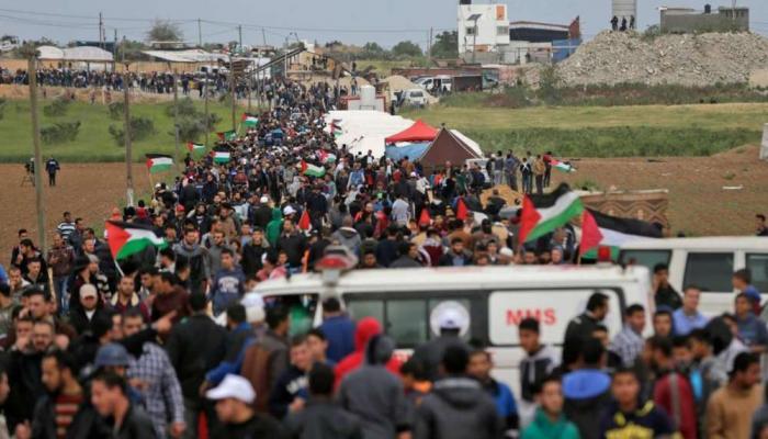 """استعدادات فلسطينيّة للمُشاركة في جمعة """"بوحدتنا نُسقط المؤامرة"""""""