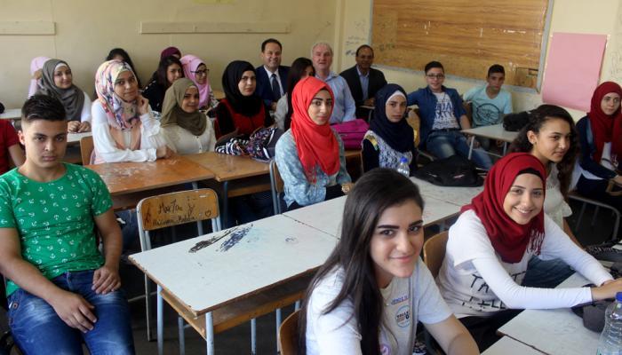"""الأوّل على الجنوب فلسطيني.. ومصدر من """"أونروا"""": النتائج إيجابيّة"""
