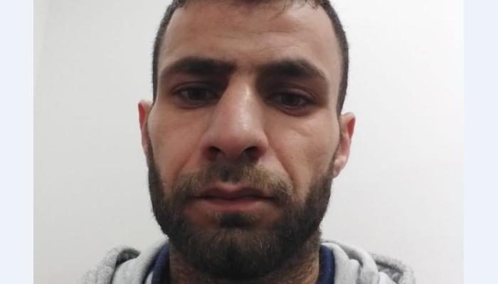 اللاجئ الفلسطيني من سوريا محمد عجلان