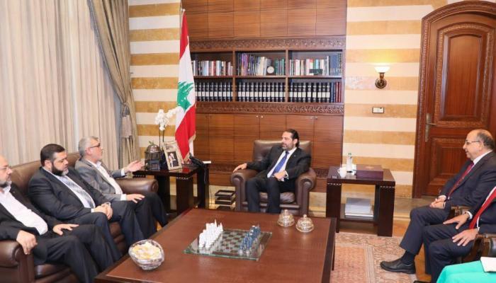 الحريري سيعلن انتقال ملف عمل اللاجئين للحكومة