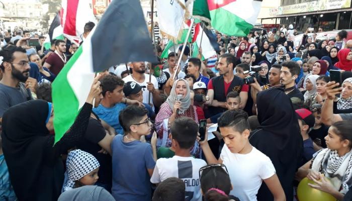 فعاليات فلسطينية في لبنان تؤكد استمرار الاحتجاجات حتى تحقيق مطالب اللاجئين الفلسطينيين