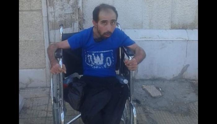 """اللاجئ المشرد أحمد مصطفى """" تواصل اجتماعي"""""""