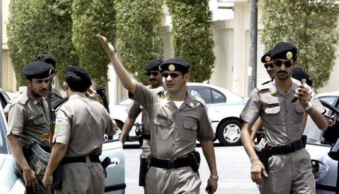 رجال أمن سعوديون - توضيحية / من الانترنت