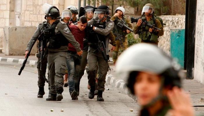 اعتقالات تطال مُخيّمي عايدة وبلاطة.. وتجهيزات لهدم منزل أسير
