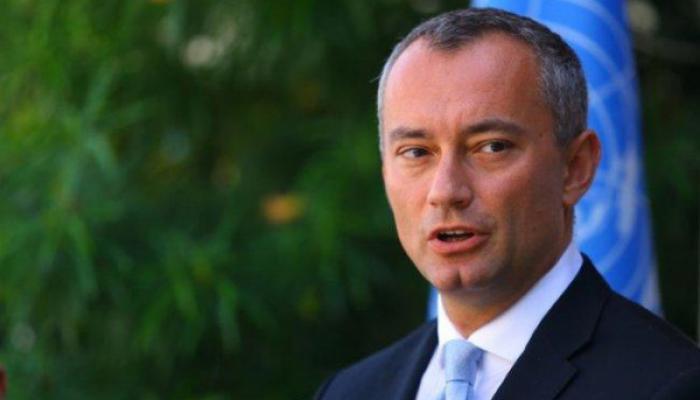 """ملادينوف: وقف تمويل """"أونروا"""" لا يُساهم في التسوية"""
