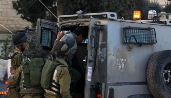 اعتقالات في الضفة المُحتلّة تطال مُخيّمي بلاطة وعقبة جبر
