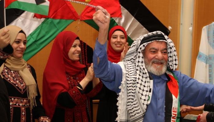 إحياء اليوم الثقافي الفلسطيني في جامعة هامبورغ بحضور عربي وألماني