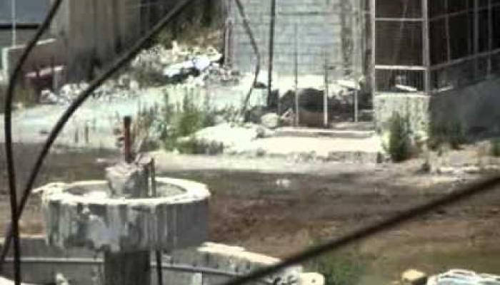 منطقة دوار الكازيّة، مكان وقوع الجريمة.