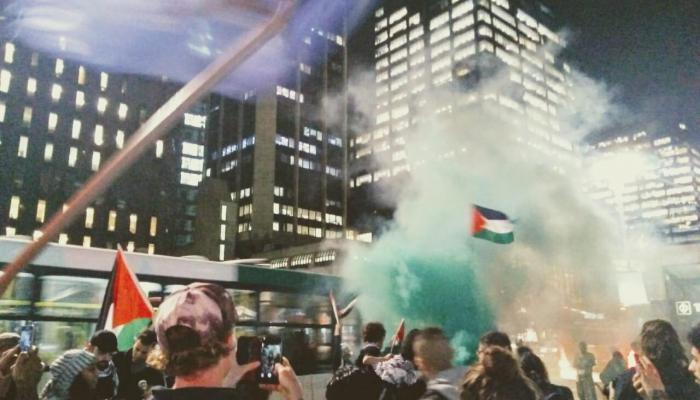 من تظاهرة ساو باولو